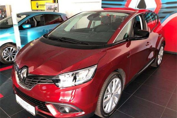 Renault Scenic Limited Blue dCi 120 bei Autohaus Kolm GmbH in