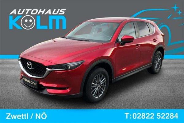 Mazda CX-5 /CD150/ATTRACTION bei Autohaus Kolm GmbH in