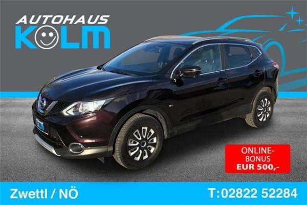 Nissan Qashqai 1,6dCi 4×4 N-Vision bei Autohaus Kolm GmbH in