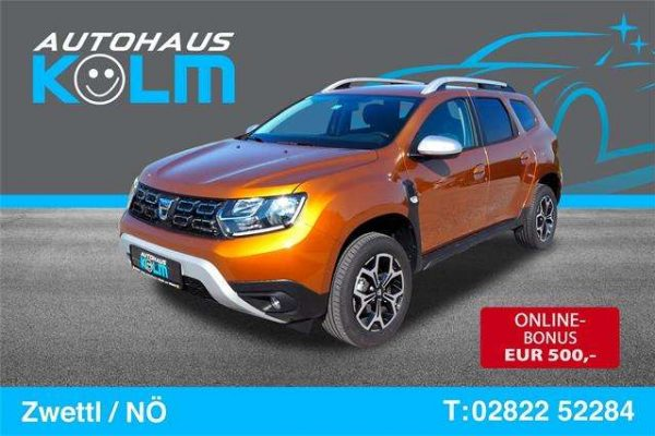 Dacia Duster Blue dCi 115 S&S Prestige bei Autohaus Kolm GmbH in
