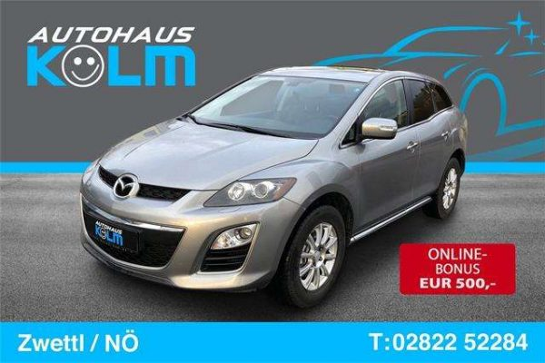 Mazda CX-7 CD173 Revolution Top bei Autohaus Kolm GmbH in
