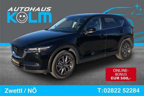 Mazda CX-5 CD184 AWD Revolution Top Aut. bei Autohaus Kolm GmbH in