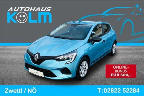 Renault Clio Life SCe 75 bei Autohaus Kolm GmbH in