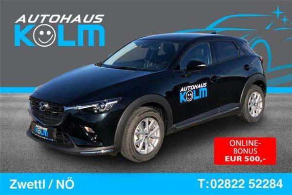 Mazda CX-3 G121 Revolution bei Autohaus Kolm GmbH in