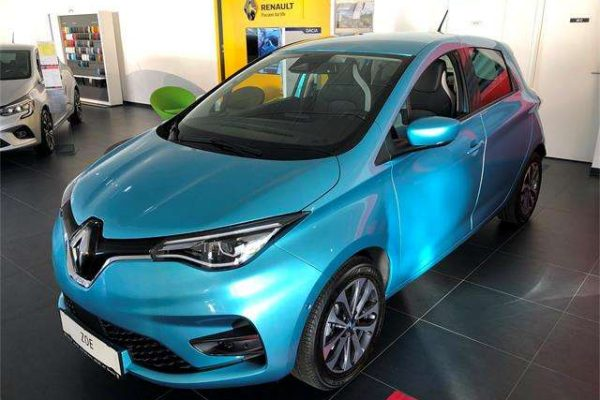 Renault ZOE Intens R135 bei Autohaus Kolm GmbH in