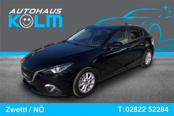 Mazda 3 Sport G120 Attraction bei Autohaus Kolm GmbH in