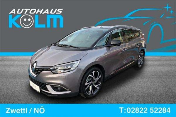 Renault Grand Scenic Grand Scénic Blue dCi 120 BOSE bei Autohaus Kolm GmbH in
