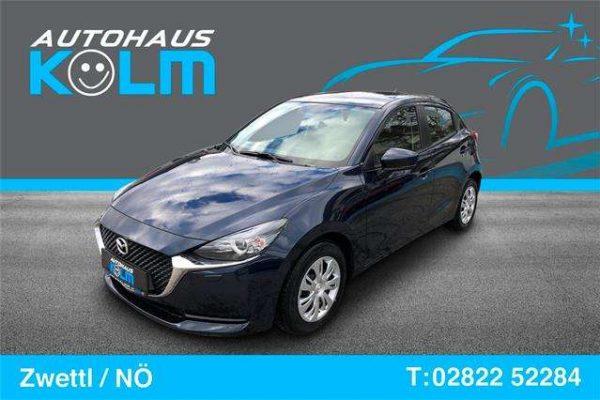 Mazda 2 G75 Life bei Autohaus Kolm GmbH in