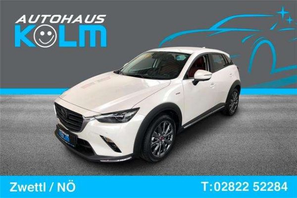 Mazda CX-3 G121 100 Years bei Autohaus Kolm GmbH in