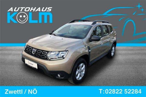 Dacia Duster Jubiläum TCe 130 PF 4WD bei Autohaus Kolm GmbH in