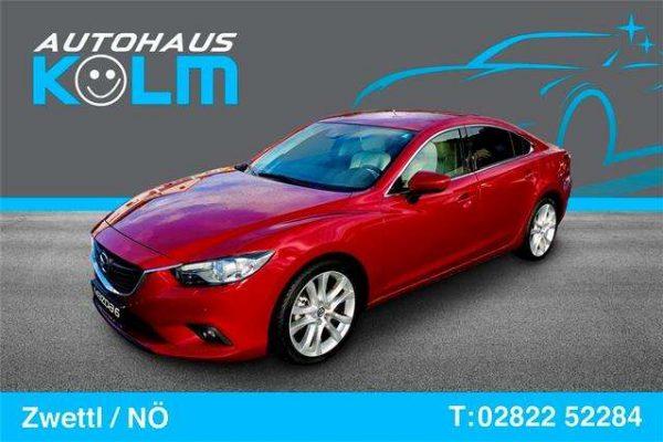 Mazda 6 2,0i Revolution bei Autohaus Kolm GmbH in