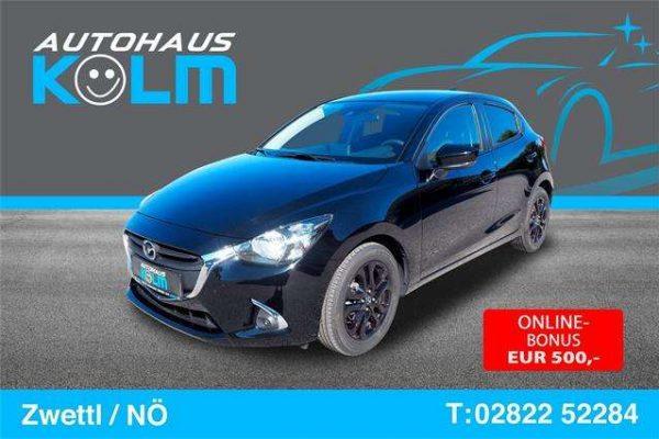 Mazda 2 G90 Takumi bei Autohaus Kolm GmbH in