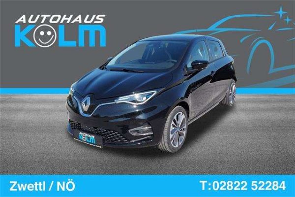 Renault ZOE Zoe Intens R135 Batteriemiete bei Autohaus Kolm GmbH in