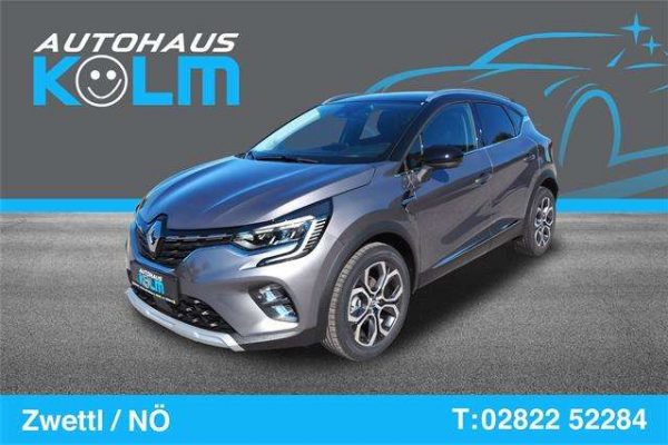 Renault Captur Edition One TCe 130 EDC PF bei Autohaus Kolm GmbH in