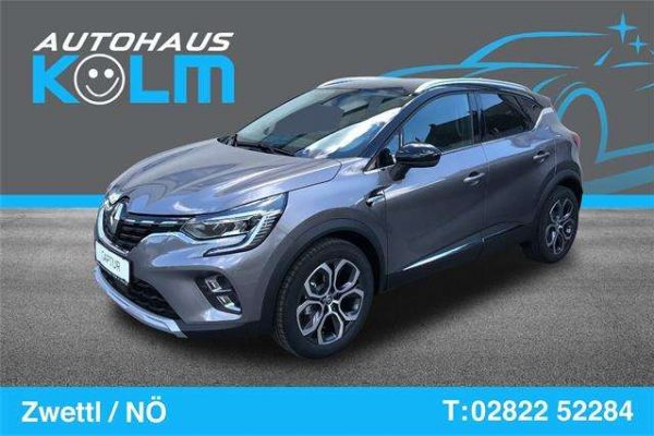 Renault Captur Intens TCe 100 bei Autohaus Kolm GmbH in