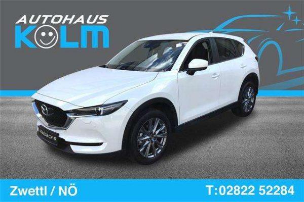 Mazda CX-5 CD184 AWD Revolution Top bei Autohaus Kolm GmbH in