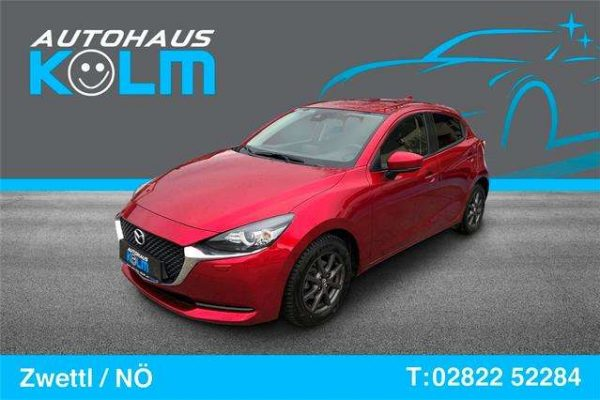 Mazda 2 G75 Takumi bei Autohaus Kolm GmbH in