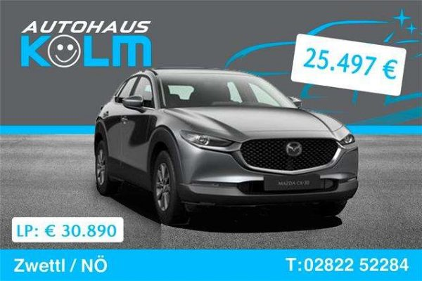 Mazda CX-30 G122 Comfort+/SO/ST bei Autohaus Kolm GmbH in