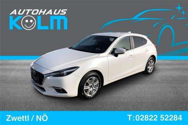 Mazda 3 Sport G120 Revolution bei Autohaus Kolm GmbH in