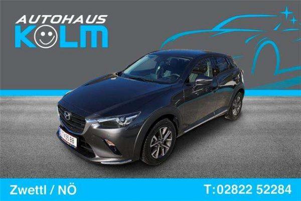 Mazda CX-3 G121 Revolution AT bei Autohaus Kolm GmbH in