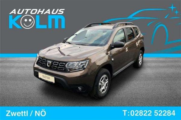 Dacia Duster Comfort TCe 90 bei Autohaus Kolm GmbH in