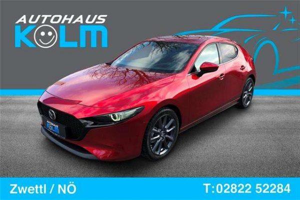 Mazda 3 Skyactiv-G122 Comfort+/SO/ST bei Autohaus Kolm GmbH in