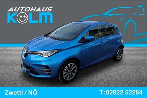Renault ZOE Zoe Intens Complete R135 bei Autohaus Kolm GmbH in