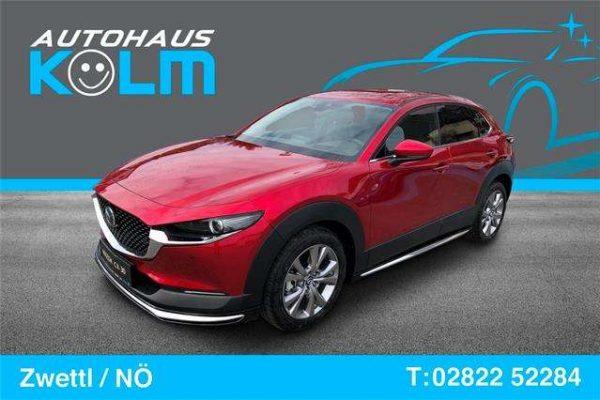 Mazda CX-30 G122 Comfort+/SO/ST/PR/TE bei Autohaus Kolm GmbH in