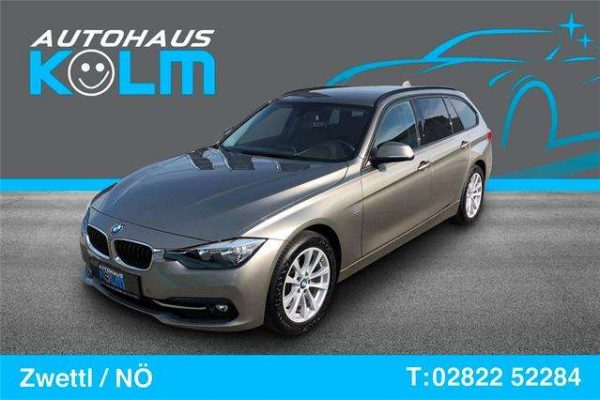 BMW 318 d Touring (F31) Sport Line bei Autohaus Kolm GmbH in