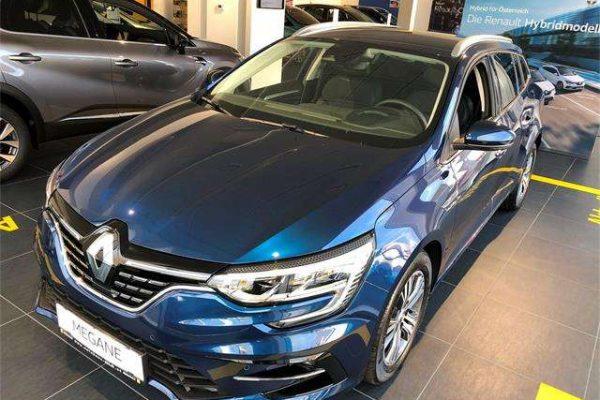 Renault Megane Grandtour Intens TCe 140 PF bei Autohaus Kolm GmbH in