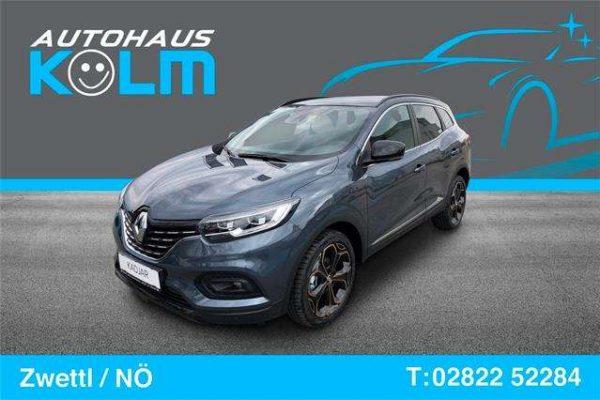 Renault Kadjar Black Edition TCe EDC PF bei Autohaus Kolm GmbH in