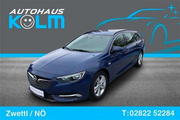 Opel Insignia ST 1,6 ECOTEC Edition Start/Stop System bei Autohaus Kolm GmbH in