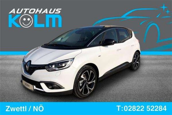 Renault Scenic Bose Blue dCi 120 bei Autohaus Kolm GmbH in