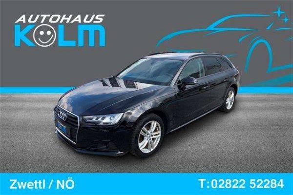 Audi A4 Avant 2,0 TDI S-tronic bei Autohaus Kolm GmbH in