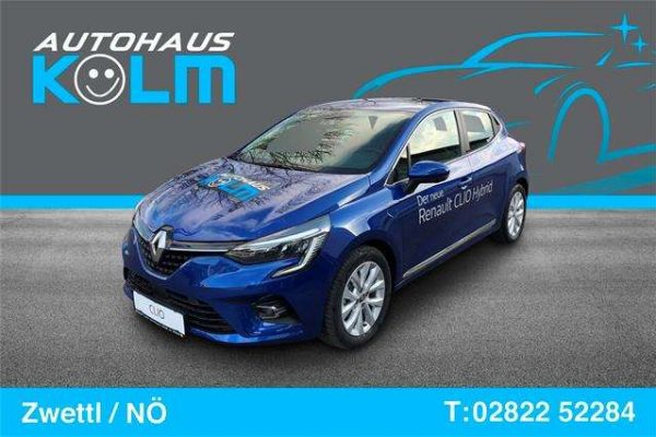 Renault Clio Intens E-Tech Hybrid TCe140 bei Autohaus Kolm GmbH in
