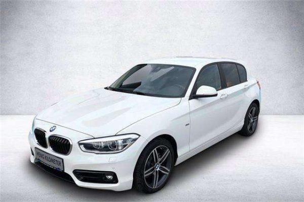 BMW 116 i Sport Line (F20) bei Autohaus Kolm GmbH in