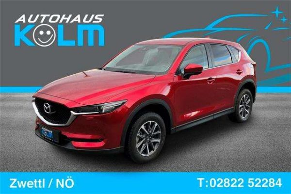 Mazda CX-5 CD150 AWD Edition 100 bei Autohaus Kolm GmbH in