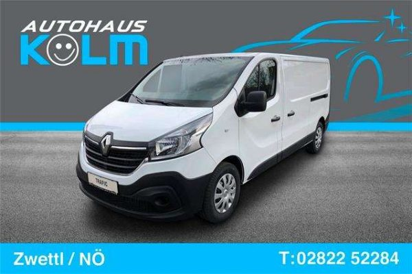 Renault Trafic L1H2 3,0t Energy dCi 145 LKW bei Autohaus Kolm GmbH in