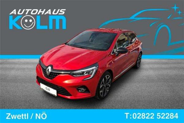 Renault Clio Intens TCE 130 EDC PF bei Autohaus Kolm GmbH in