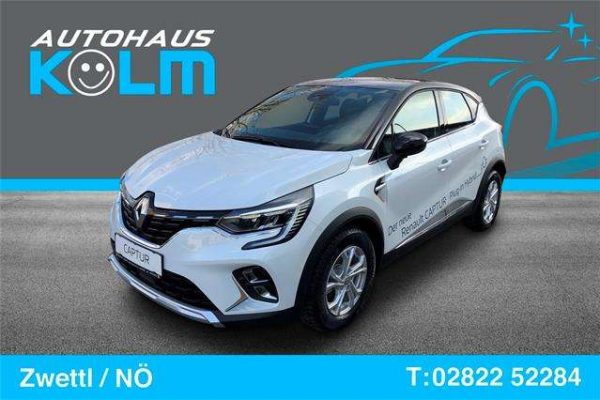 Renault Captur Limited E-Tech Plug-in 160 bei Autohaus Kolm GmbH in